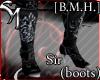 [B.M.H] Sir Boots (M)