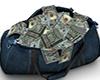 Gym Bag full of Money