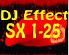 Effec SX 1-25♫