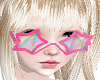 Pink Star Kids Shades