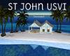 !T St JohnUSVI Beach DEC