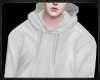 L| White Hoodie |