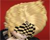 //S: Blonde Black
