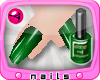 MORF Nails Emerald