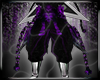 Behemoth Pants Prpl/Blk