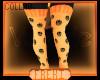 V~Pumpkin RLL Socks O~