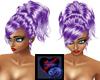 Ank Purple Hair