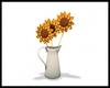 Sunflower /vase dev