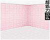 Pink Grid Room