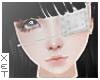 ✘ eye patch