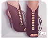 Mun | Brown Heels '