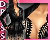 Mizz Spank U Black Dress