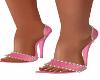 Magnolia Pink Heels