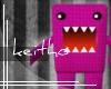 -KEi- DOMO Pink PET