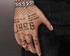 96' Hands