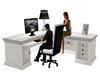 Crystal Desk