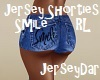 Jersey Shorties Smile