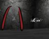 Black Floppy Bunny Ears
