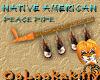 ~Oo Native Am Peacepipe