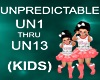 (KIDS) Unpredictable