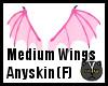 Anyskin Medium Wings (F)