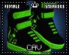 Beatz Green Shoes F