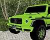 4x4 G Wag Slime Green