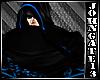 - Blue Wizard Robe -