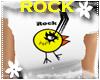 *S* Rock Chick White