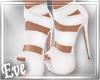 c White Heels