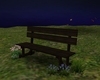 Couples Wood Bench