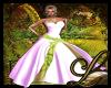 robe de mariée pistache
