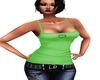 Green Heart Tank