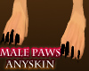(PM)Anyskin Animal Paw M