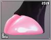 Rubber   Pink piggy hoof