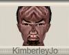 Klingon Skin Male
