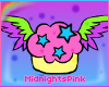 MP Winged Cupcake