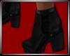 Black Stomper Boots