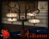 Mannaz Hanging Lanterns