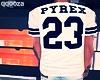 Q  Pyrex 23   Tee