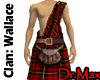 Great Kilt - WALLACE