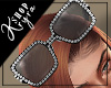 #K. Diamond Glasses