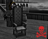 Pirate Captain's Chair