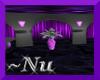 ~Nu Syn Purple Vase