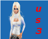 US3: Zoila vamp blonde