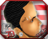 KD|Black Wavy Hair Cut