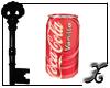 *XS* Si Vanilla Coke
