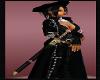 Black pirate sword anim