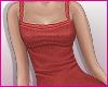 $ Heavy Rib Mini Dress/L