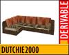 D2k-Corner Couch
